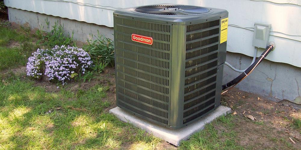 central air conditioner contractor
